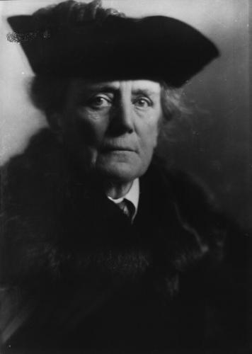 Dame-Ethel-Mary-Smyth 1935 NPG official