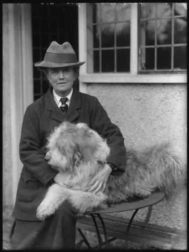 Smyth and Pan 1927 Woking official NPG